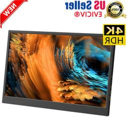 EVICIV 15.6 Inch HDMI LCD Display Monitor 3200x1800 4K For R