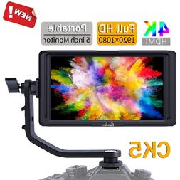 Camkoo CK5 5 Inch IPS DSLR Camera Field <font><b>Monitor</b>