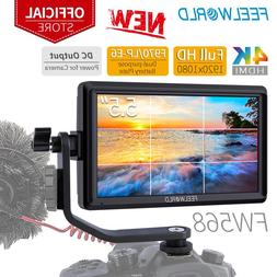 FEELWORLD FW568 5.5 inch Camera Field DSLR <font><b>Monitor<