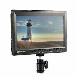 "FEELWORLD FW759 7"" IPS Camera Field Video Monitor with Sunsh"