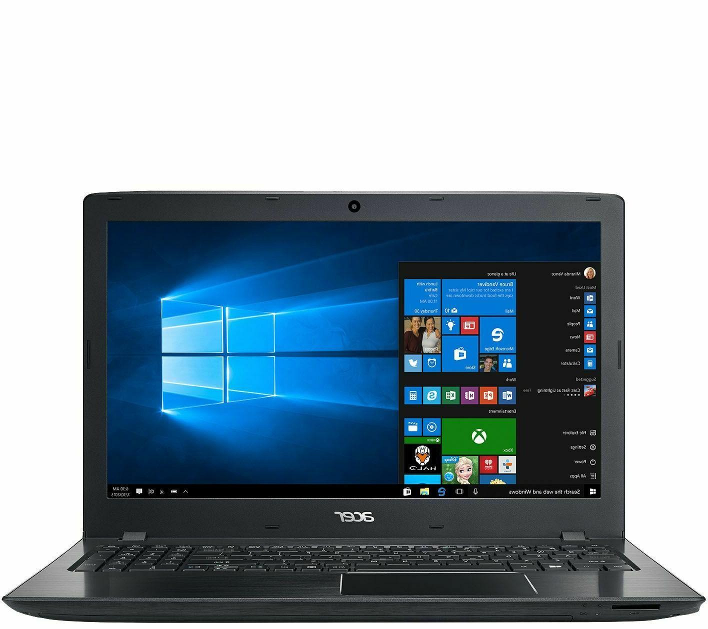 "NEW! ACER 15.6"" Full-HD Laptop AMD 8GB Ram 1TB HDMI Windows"