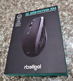 NEW LOGITECH MX ANYWHERE 2S WIRELESS MOBILE MOUSE COLOR: GRA