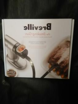 Breville BSM600SIL The Smoking Gun, Silver NEW IN BOX! FREE