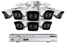 Lorex MPX 4KMPX88 Ultra HD 8 Channel Security System with DV