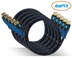 Aurum Ultra Series - High Speed HDMI Cable with Ethernet 3 P