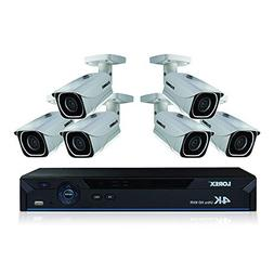 Lorex LNR6826K 4K Ultra HD Wired Network Security System wit