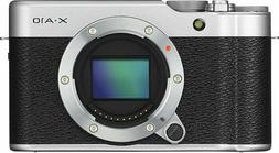 Fujifilm X-A10 Digital Mirrorless Camera Body Only  Brand Ne